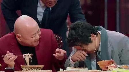 真的,千万别跟沈腾一桌吃饭,郭冬临直接憋出内伤,不笑算我输