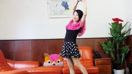 休闲健身舞假如有轮回 静儿带你跳你适合中华老年人
