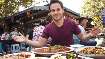 老外扬言2年内吃遍中国所有美食,如今5年过去了,他吃到哪了