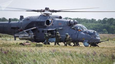 硬核俄羅斯軍事力量宣傳片氣勢磅礴, 這畫面堪比大片