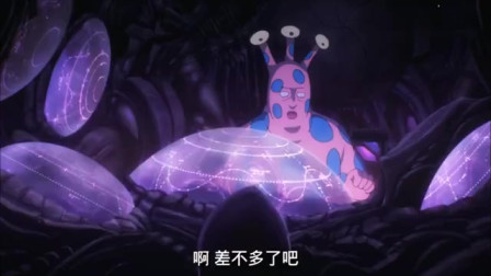 一拳超人:怪物用念动力攻击琦玉遭反杀,琦玉吐糟:扔石头谁不会啊!