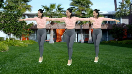 点击观看《青青世界学跳老司机带带我 动感休闲舞蹈简单》