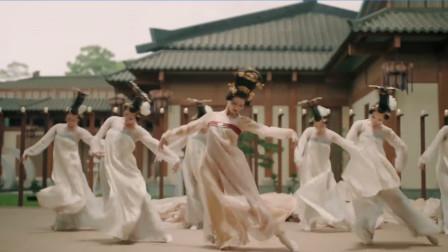 2019年最火的中国风舞蹈《丽人行》,全网的播放量破亿,画风超美