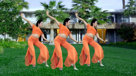 点击观看《0基础桑巴舞全是爱教学 青青世界教你跳网红舞》