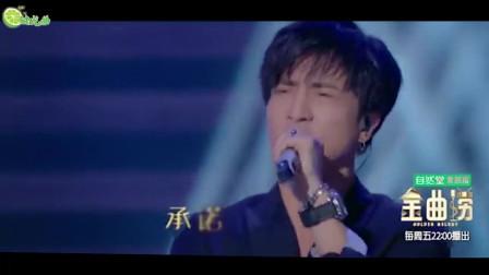 薛之谦最拿手的一首歌,音乐亚洲盛典现场大放异彩,场面太震撼了