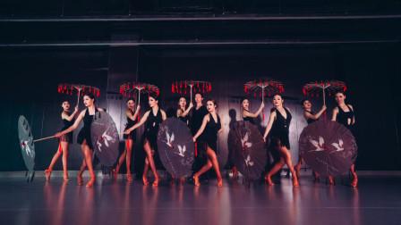 点击观看《中国风拉丁舞视频》