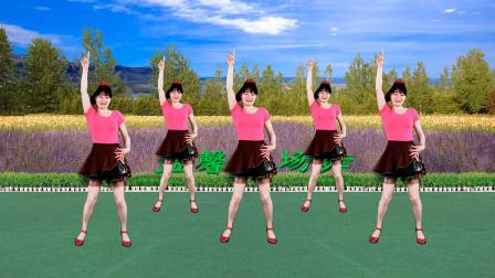点击观看《简单摆胯16步一晃就老了 热门舞蹈轻松学会》