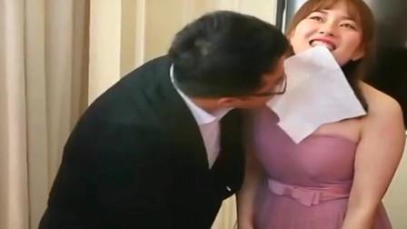 看了这个视频后,打死都不让女朋友去当伴娘了