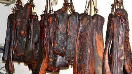 最敢吃的一个国家,将国宝吃成濒危物种,中国吃货自叹不如!