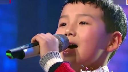 11岁山沟沟里的穷孩子演唱《天路》唱哭田震,原唱都自叹不如