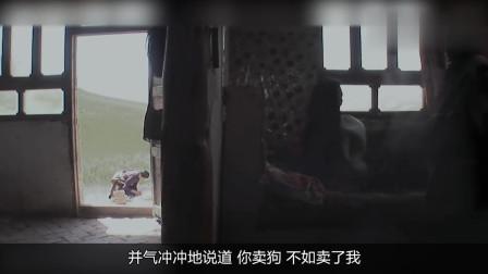 国产电影:老人亲手杀掉养了13年的藏獒,不想让它被狗贩子偷走!