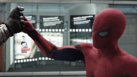 蜘蛛侠系列电影超燃混剪,网友:这节奏真的让人热血沸腾!