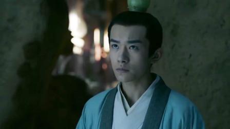 长安十二时辰:他站在皇城门口,进不去也不肯走,一首《盛世回首》唱出李必复杂内心