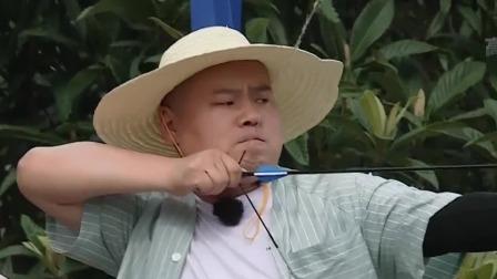 小岳岳运气爆棚获线索!小猪上演追猪大战 极限挑战 20190630
