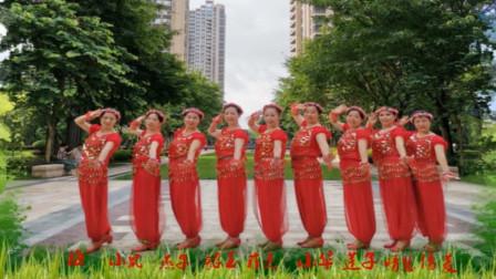 一起感受草原上的天籁《夏尔巴女孩》与广场舞艺术的激烈碰撞