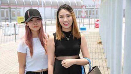 香港美女首来大陆旅游,从香港坐高铁到深圳,看看她如何评价!