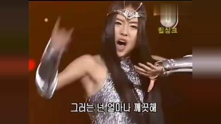李贞贤穿着高跟鞋,跳这支舞,舞蹈实力真的牛