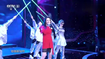 李贞贤同款歌曲《独一无二》,嗨翻全场,果然是洗脑神曲!