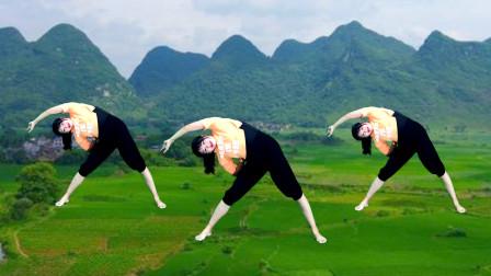 点击观看《适合中年妇女形体健身操 阿采教学分解》