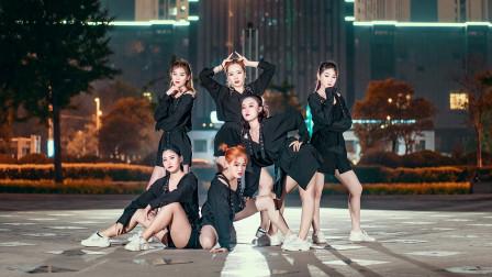 励志流行舞 身残心不残小姐姐街头舞蹈视频