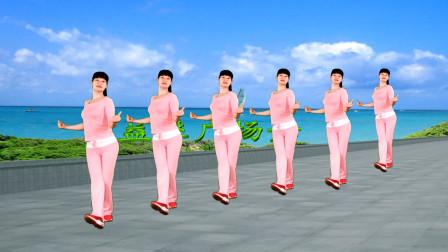 点击观看初学健身操教学打住打住 益馨简单活泼舞蹈教程视频