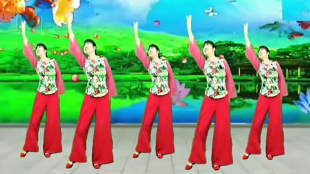 点击观看《成碧姐妹广场舞红枣树 简单无基础舞蹈好学》