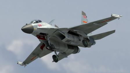 实力碾压苏30堪称全能,这款国产三代半战机正在大放异彩