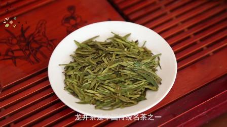 茶道老师傅讲解龙井的作用与功效,喝茶原来还有这种好处呢!