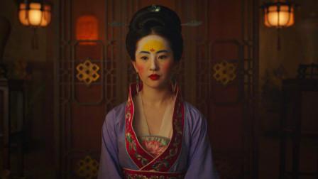 神仙姐姐又一新作,真人版《花木兰》,刘亦菲尽显中国东方美