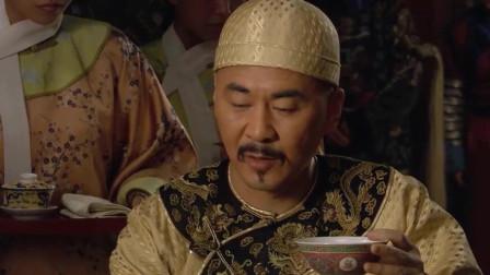甄嬛传:皇后和华妃的晚膳之争,连饭菜都是一出好戏