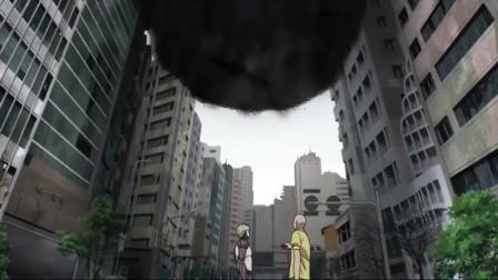 一拳超人第二季:埼玉拿着杀虫剂追着蚊子说,你还没跟我决出胜负呢