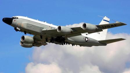 美不断挑衅,俄战机拦截对方侦察机,凸显大国底蕴!