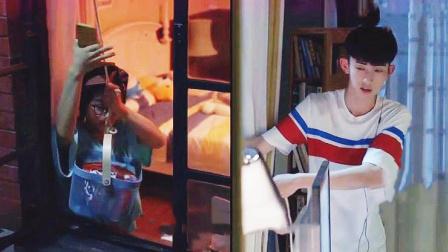 少年派:吃货妙妙闹绝食,三一宠溺从窗户送自嗨锅,贼疼准女友!