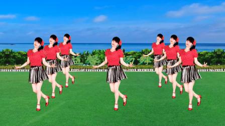 点击观看《优美32步健身舞《流泪的情人》 好看好学》