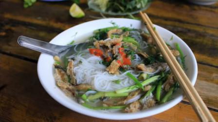 越南美食大盘点:稻米的花式运用,米粉和烤肉的搭配也那么合适
