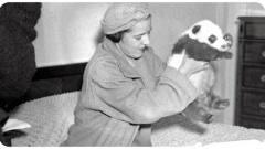 男子曾两次偷走国宝大熊猫,还卖了8750美金,当今过得奈何样