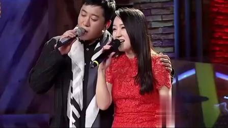 你为人夫我还未嫁,毛宁与杨钰莹同台合唱《心雨》,情难自禁