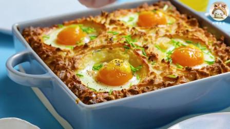 用这些丰盛的早餐菜肴来度过一天,美食制作教程
