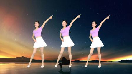 点击观看《64步简单健身操阳光路上花正开 活力满满新生代舞蹈》