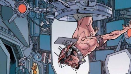 漫威终极漫画:无限宝石藏在钢铁侠头里,却被开颅取出!