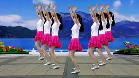热门金曲广场舞《最炫民族风》凤凰传奇演唱,豪迈大气好听好看!