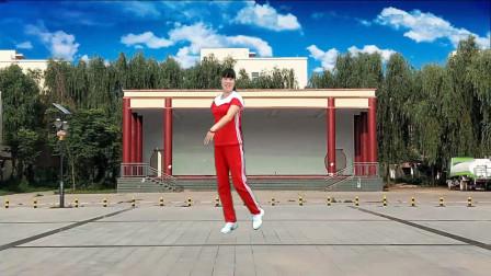 点击观看《广场舞视频16步兄弟跟我走 简单易学》