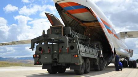 S400导弹刚运抵土耳其,美军专家就不请自来