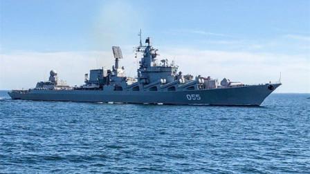 俄军多艘舰艇穿越海峡,此次北约如临大敌