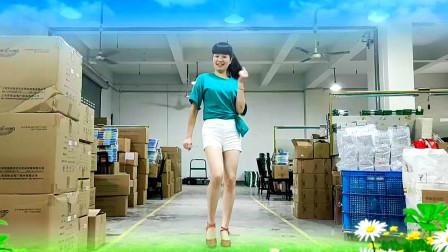 点击观看《简单广场舞水手 麦芽跳舞很好学》