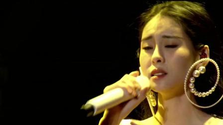 深情告白歌迷!张碧晨哽咽演绎《一路上有你》唱哭无数人