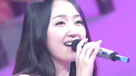 时隔多年,杨钰莹含泪再唱这首情歌,毛宁一把鼻涕一把泪