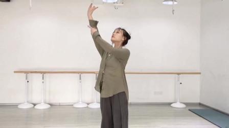 点击观看《古代气质美女中国舞舞蹈 古典舞不染》