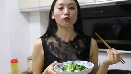 好吃的美食千万种,蔬菜也可以做出无敌味道,方法是关键