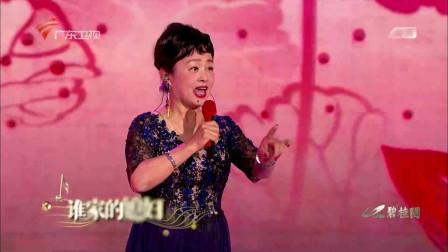 朱明瑛老师重现春晚爆火歌曲《回娘家》 魅力动人风采依旧